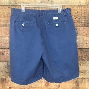 Men's Vineyard Vines Blue Shorts Sz 34